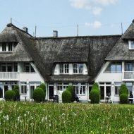 Haus im typischen Nord-ost-deutschen Stil.