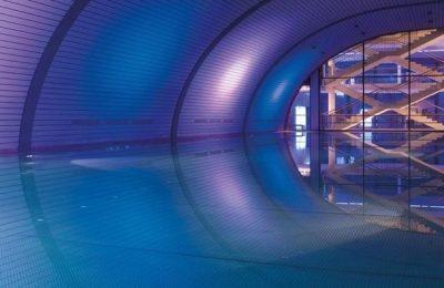 Pool im Aspira Berlin Ku'Damm
