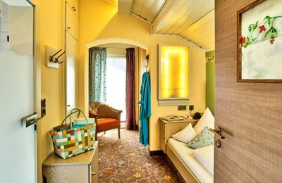 Wohnraum im Einzelzimmer