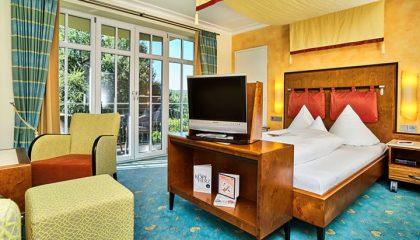Wohnraum im Franzözisches Komfortzimmer