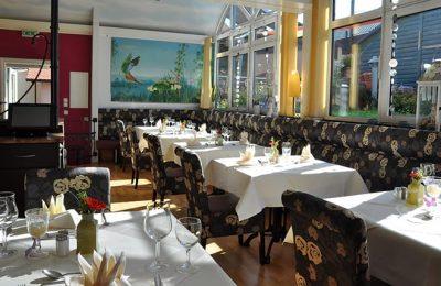 Restaurant Gaumenzauber bei Tag