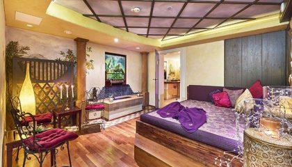 Stilvolles Zimmer im Birkenhof