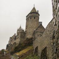 Gemäuer der Burg Altena