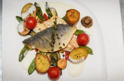 Fischgericht im Götzfried