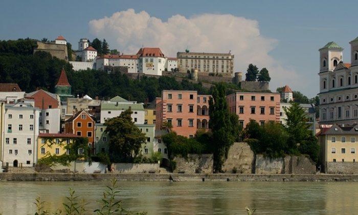 Skyline von Bad Griesbach