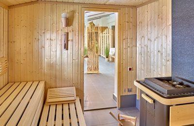 Sauna im Ludwig