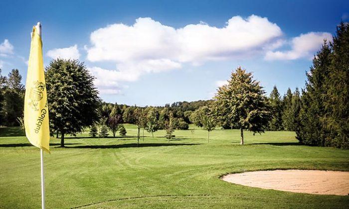 Golfplatz im Gräflicher Park