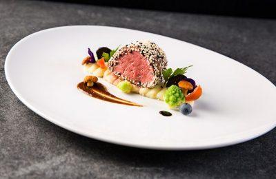 Kulinarisches Highlight aus der Küche