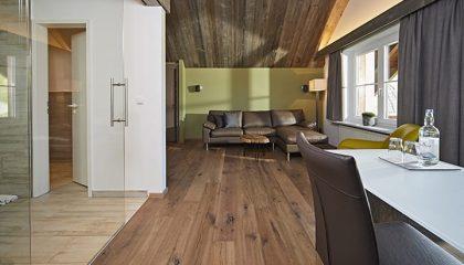 Wohnraum im Zimmer Hochspitz