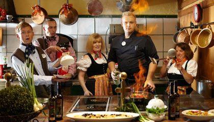 Küchenteam vom Das Ludwig