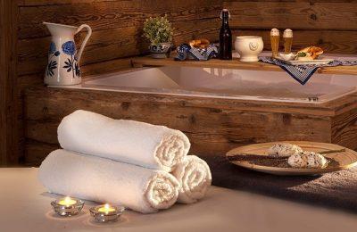 Handtücher, Brezeln und Weizen
