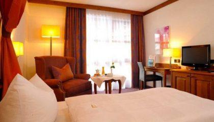 Bett im Einzelzimmer Kategorie II