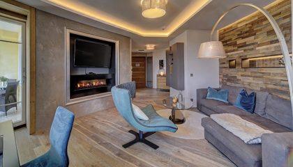 Zimmer Panorama Suite Neu