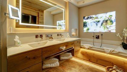 Bad in der Turmseuite