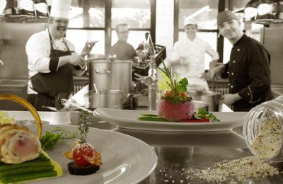 Küchenteam vom König Ludwig