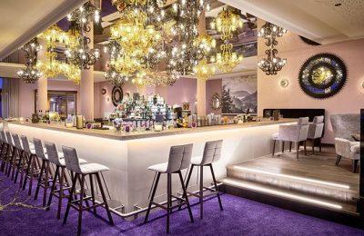 Bar in der Lilien Lounge