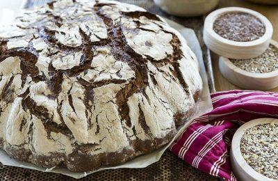 Selbstgebackendes Brot aus der Kranzbach Bäckerei