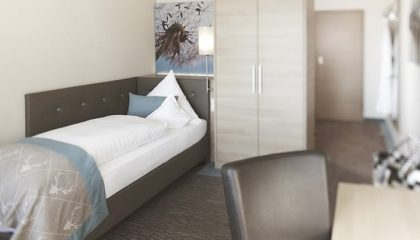 Bett im Einzelzimmer Classic