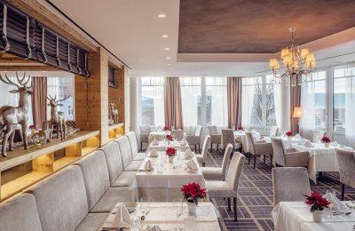 Blick auf den Dinning Room