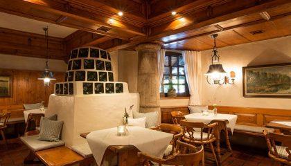 Raum für Weinverkostigungen