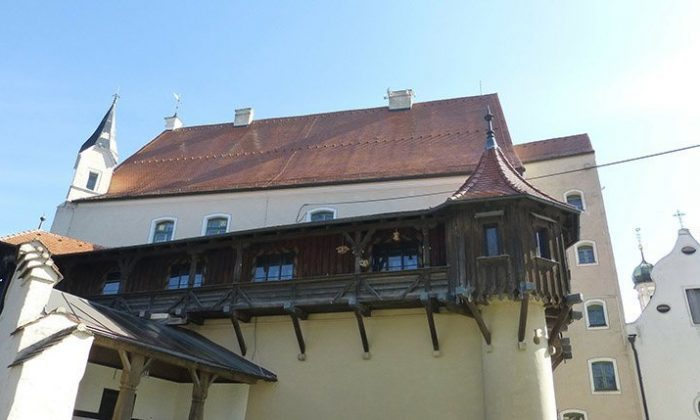 Kirche in Mindelheim