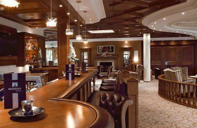 Gemütlich Atmosphäre in der Bar