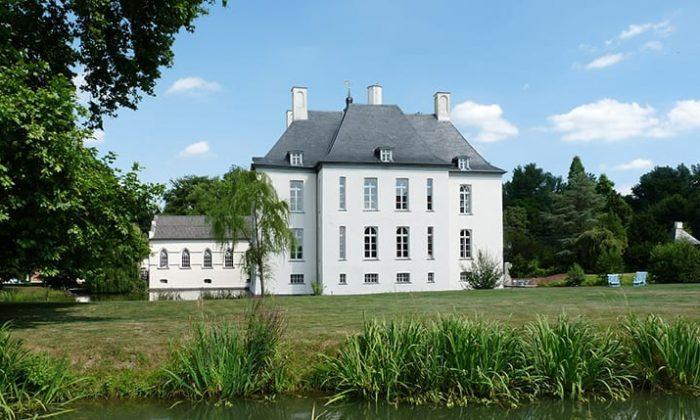 Wasserschloss am Niederrhein