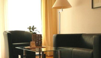 Wohnraum im Zimmer Komfort