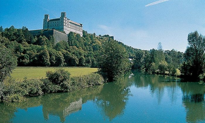 Schloss in Oberbayern