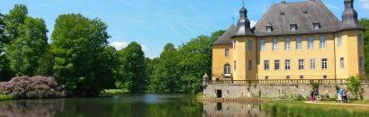 Schloss Dyck am Niederrhein