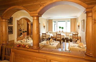 Urig bayerisches Restaurant