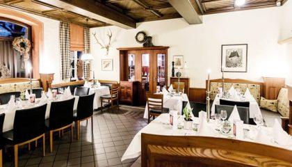 Restaurant in der Wirtschaft