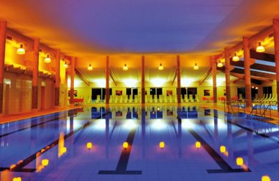 Pool im Morada Strandhotel Kühlungsborn