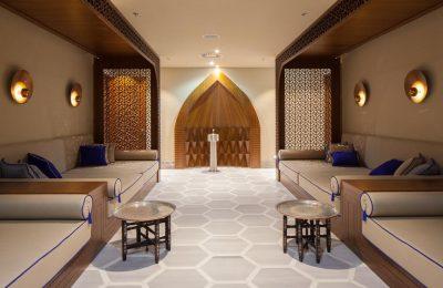 Ruheraum im orientalischen Stil