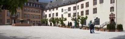 Schloss Bad Berleburg im Wittgensteiner Land