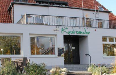 Außenansicht des Restaurant Krutsander